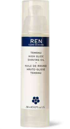 Ren Skincare Tamanu High Glide Shaving Oil, 50ml