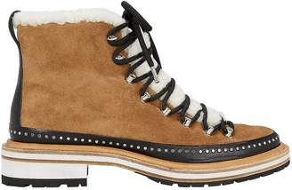 Rag & Bone Compass Shearling Booties