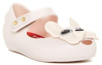 Mini Melissa Mini Ultragirl French Bulldog Mary Jane Shoe (Toddler) $60 thestylecure.com