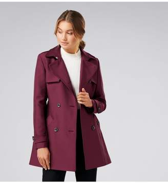 Ever New Aaliyah Trench