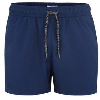 Topman Mens Navy Swim Shorts