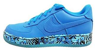 Nike Big Kid Force 1 Premium Photo Blue/Photo Blue-Gamma Blue