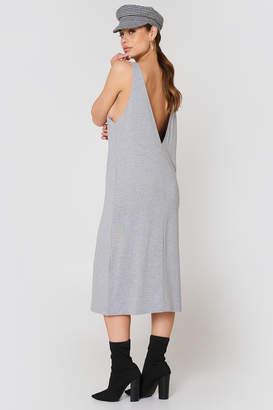 Dr. Denim Natalia Dress Light Grey Mix