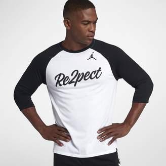 Jordan RE2PECT Raglan Men's 3/4 Sleeve T-Shirt
