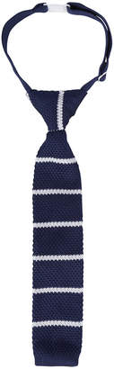 Andy & Evan Boys' Navy Knit Tie