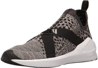 low priced 7c72a ca782 Puma Women s Fierce Evoknit WN s Cross-Trainer Shoe, Black Whit