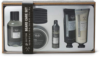 Tricoastal Design Tri-Coastal Design Tri Coastal Beard Care Set with Wooden Tray