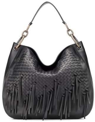Bottega Veneta Large Intrecciato Hobo shoulder bag