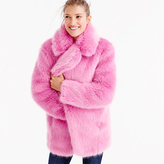 Collection faux-fur jacket $395 thestylecure.com