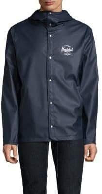 Herschel Men's Forecast Water-Resistant Jacket - Peacoat - Size Medium