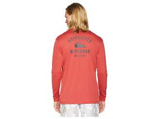 Quiksilver Waterman Gut Check Amphibian Long Sleeve Rashguard