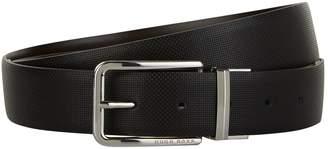 HUGO BOSS Leather Reversible Belt