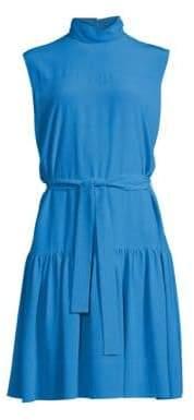 Derek Lam Silk Drop Waist Dress