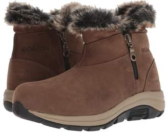 Columbia Bangor Shorty Omni-Heat Women's Cold Weather Boots