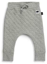 Huxbaby Baby's, Toddler's& Little Boy's Padded Fabric Drop Crotch Pants