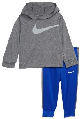 Nike Swoosh Hoodie & Sweatpants Set