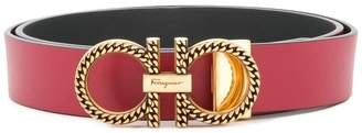Salvatore Ferragamo double Gancio belt