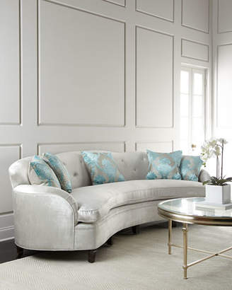 Haute House L'Amour Tufted Sofa 118""
