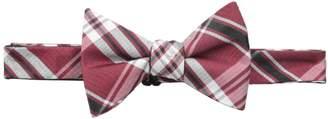 Nick Graham Men's Plaid Bow