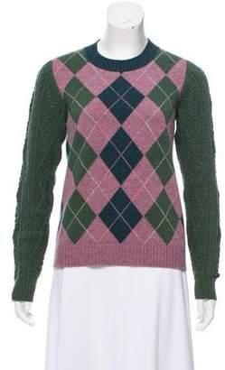 Chanel Paris-Edinburgh Cashmere Sweater