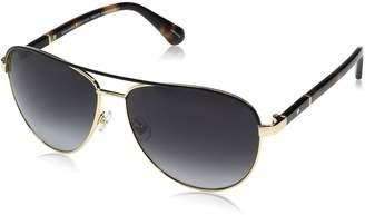 Kate Spade new york Women's Emilyann/s Aviator Sunglasses