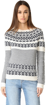 A.P.C. Romy Sweater $310 thestylecure.com