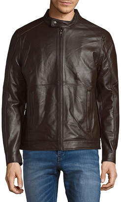 Rogue Leather Moto Jacket