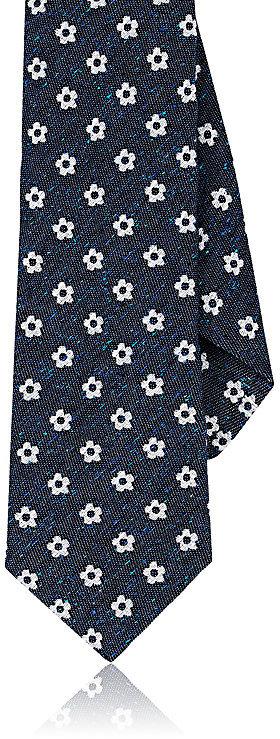 Barneys New YorkBarneys New York Men's Floral-Medallion Necktie