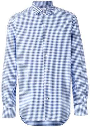 Orian classic checked shirt