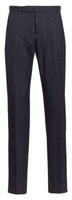 Thom Browne Low-Rise Skinny Pinstripe Trousers