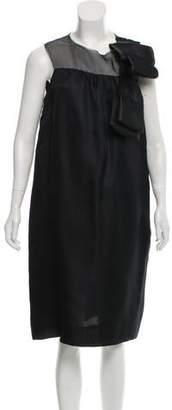 Rodarte Sleeveless Silk Dress