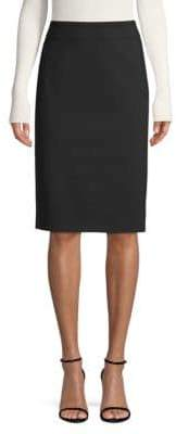 Escada Sport Stitch Pencil Skirt