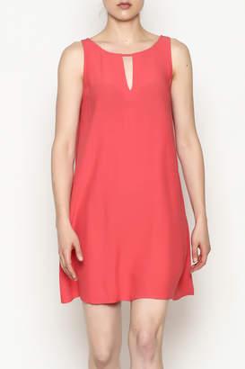 BB Dakota Keyhole Dress