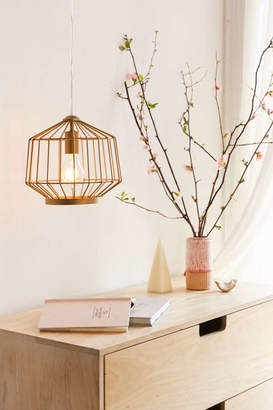 Nolfi Caged Bar Pendant Light