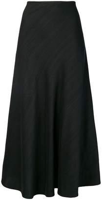 Dusan mid-length skirt
