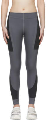 adidas by Stella McCartney Grey Train Tight Leggings