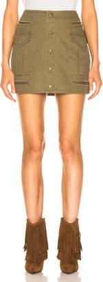 Saint Laurent Sportswear Skirt