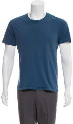 Marc Jacobs Distressed Short Sleeve T-Shirt