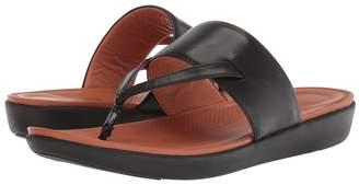 FitFlop Delta Toe Thong Sandals Women's Sandals