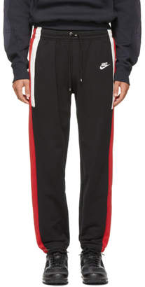 Nike Black Re-Issue Lounge Pants