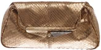 Fendi Gold Glitter Handbag