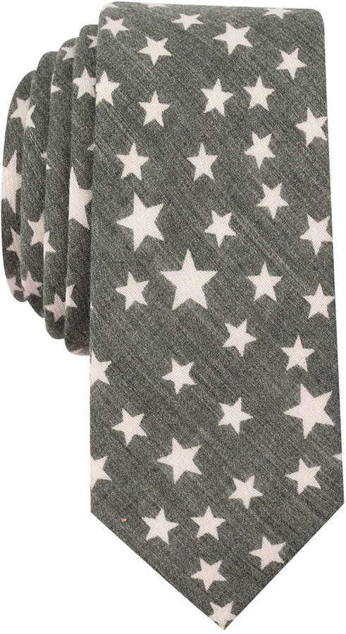 Original Penguin Men's Palmer Star Neat Slim Tie
