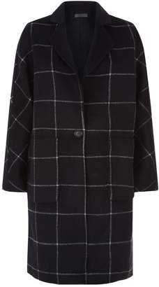 Rails Larsen Check Coat