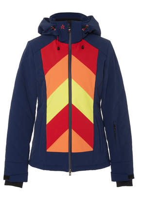 Perfect Moment Tignes Chevron Shell Performance Ski Jacket