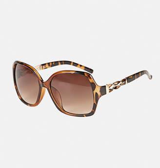 Avenue Carter Tortoise Sunglasses