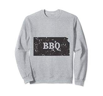 BBQ Black Kansas State Formation Cool Statement Graphic Tee