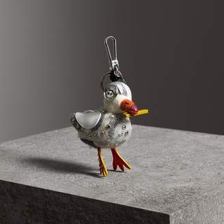 Burberry Lawrence The Seagull Cashmere Charm