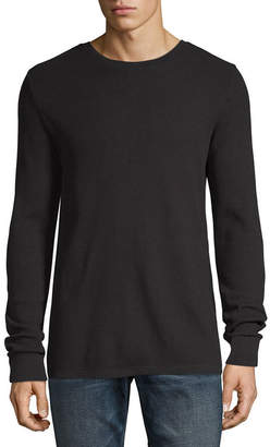 Arizona Mens Crew Neck Long Sleeve Thermal Top