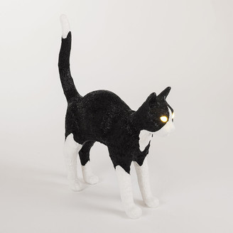 Seletti Jobby the Cat Rechargeable Lamp