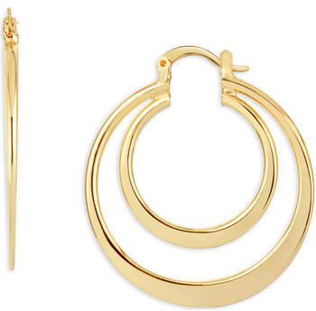 Fashionvictime Ohrringe Ohrringe Damen - Vergoldet Kreolen Modeschmuck